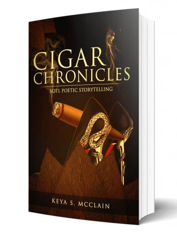 Cigar Chronicles: Sister of the Leaf Poetic Storytelling